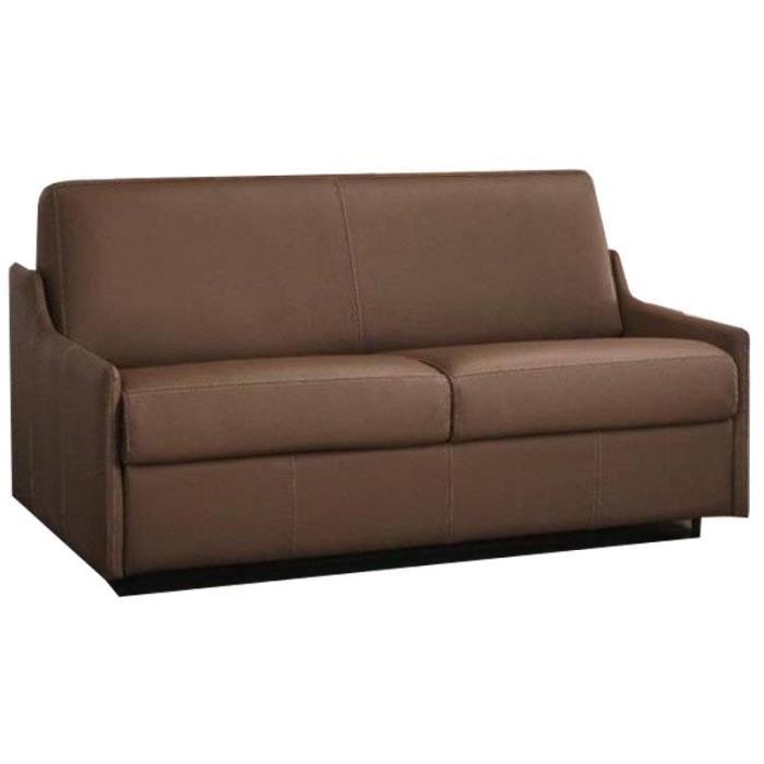 canape cuir 190 cm