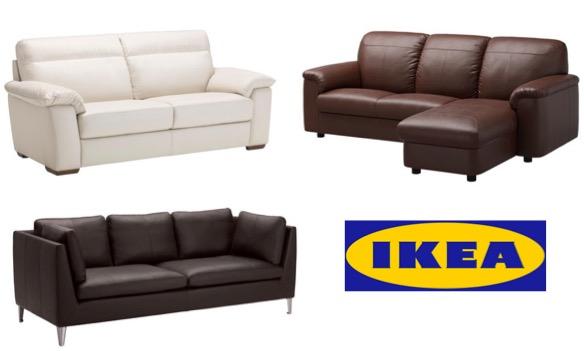 canape cuir a ikea - Ikea Canape Cuir