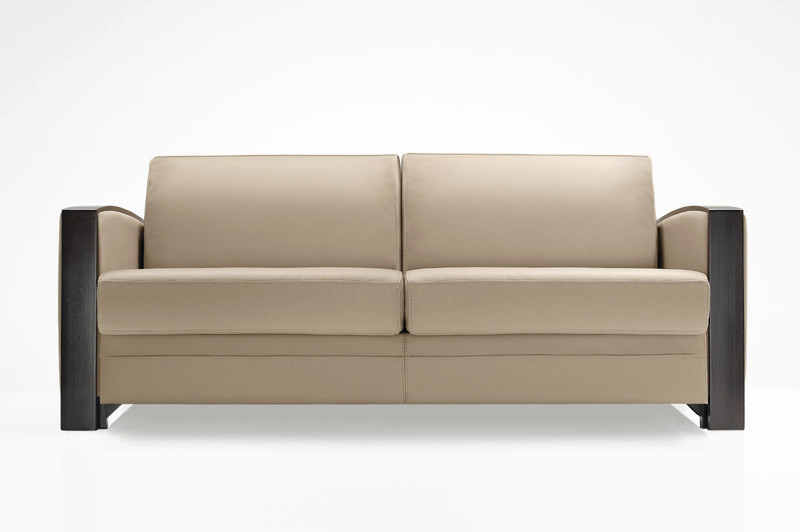 canape cuir convertible steiner