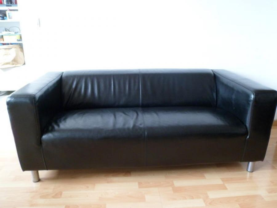 canape cuir ikea 3 places