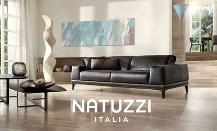 canape cuir italien natuzzi