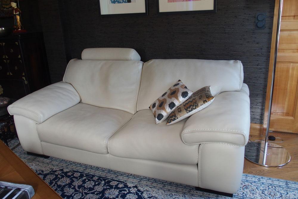 canape cuir kenya