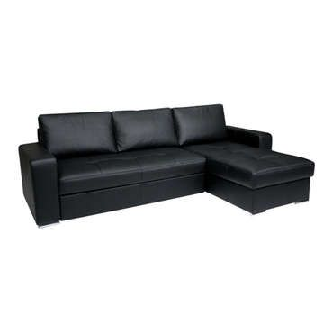 Canape Cuir Noir Conforama