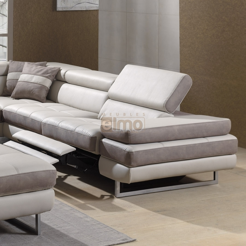 canape d angle cuir relax pas cher