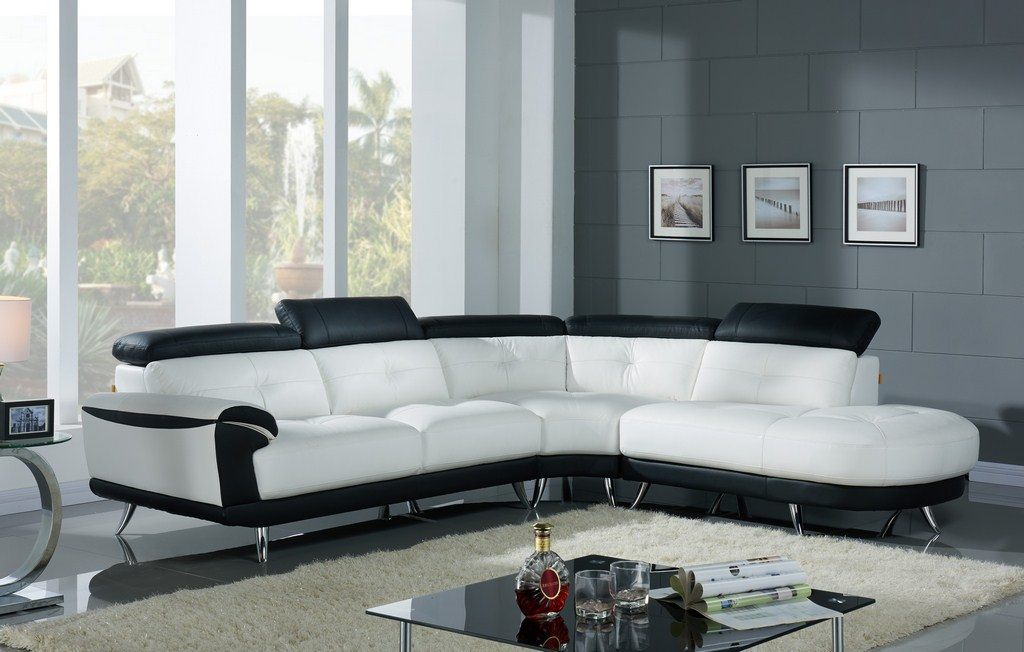 canape d angle cuir - Canape D Angle Blanc Pas Cher